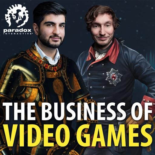 Cover image of The Business of Video Games