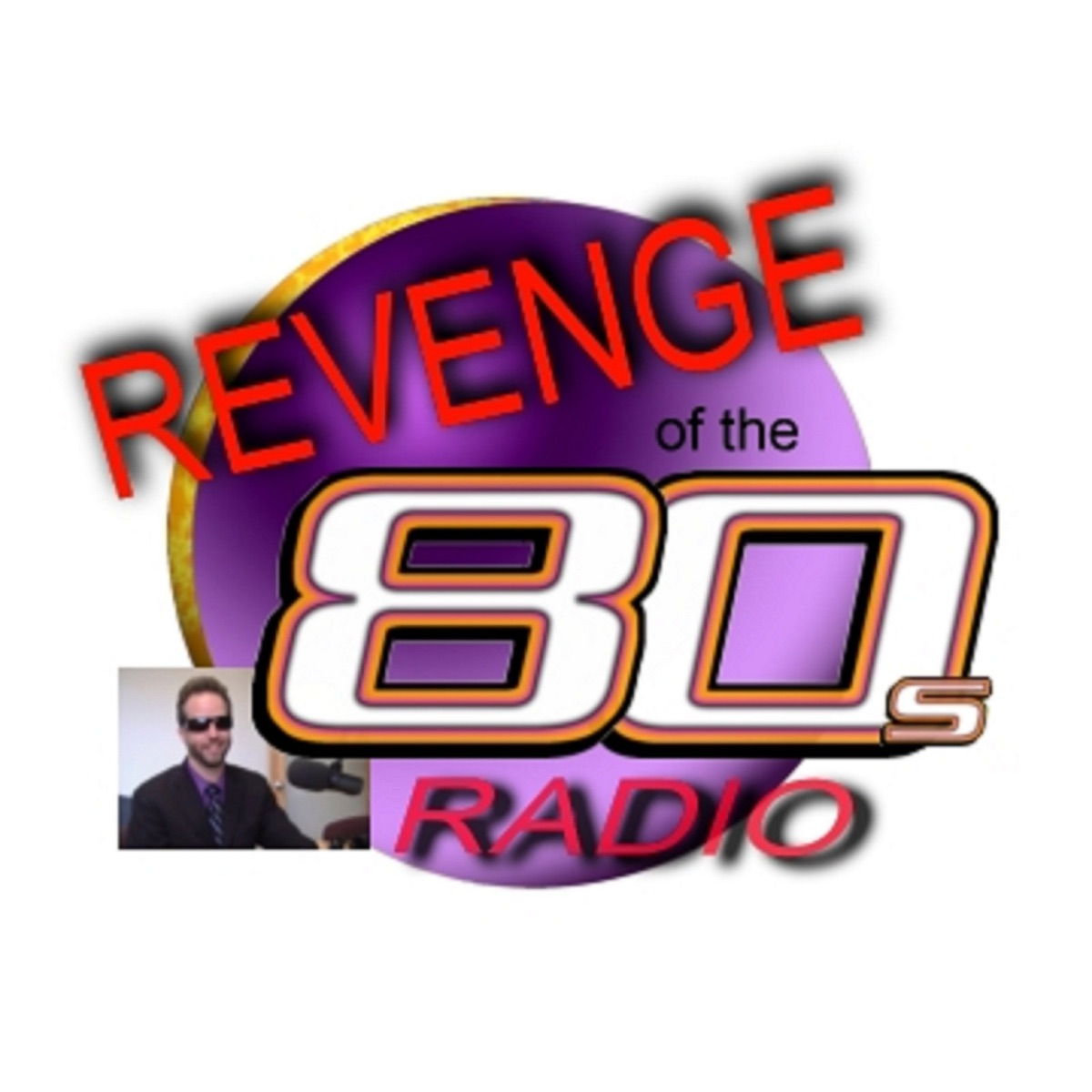 Revenge of the 80s Radio - Hour 1