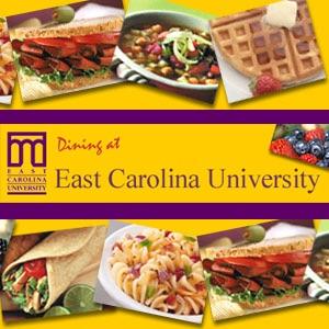 East Carolina University Dining