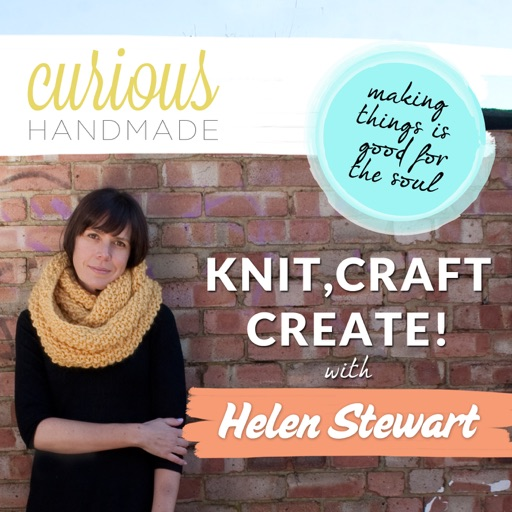 Cover image of Curious Handmade with Helen Stewart
