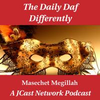 Daily Daf Differently: Masechet Megillah podcast