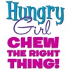 Hungry Girl: Chew the Right Thing! artwork