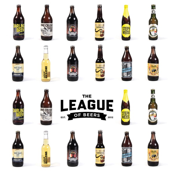 League of Beers