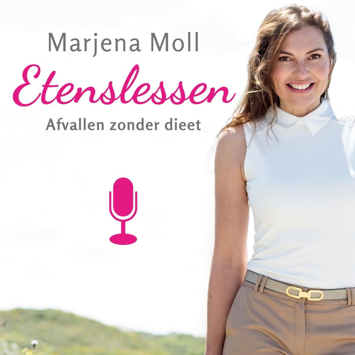 Afvallen met Etenslessen van Marjena Moll