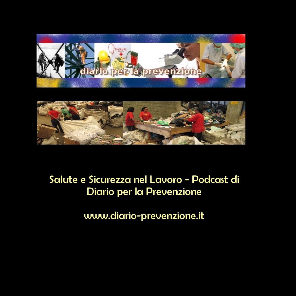 Podcast di Diario Prevenzione del giorno 7 gennaio 2020 – Puntata n° 66 .
