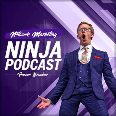 Network Marketing Ninja Podcast With Frazer Brookes:Frazer Brookes