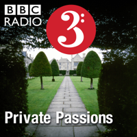 Podcast cover art for Private Passions