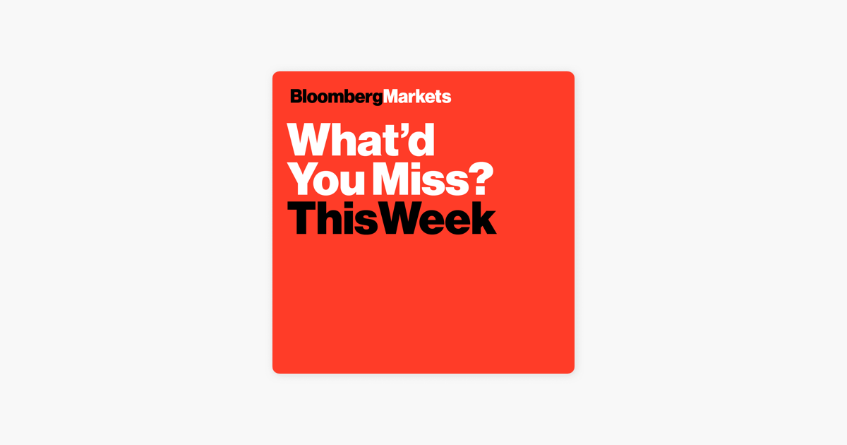 What'd You Miss This Week on Apple Podcasts