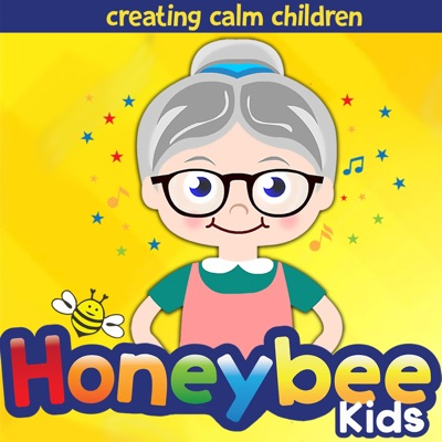 Honeybee Kids - Calming Children:Mrs. Honeybee
