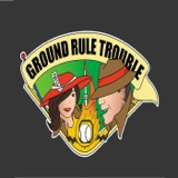 Image of Ground Rule Trouble: A Baseball Podcast podcast