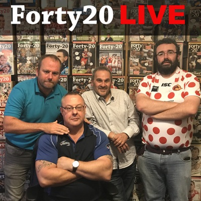 Forty20 Rugby League Podcasts:Forty20