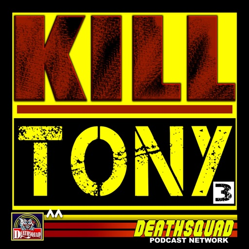 Cover image of KILL TONY