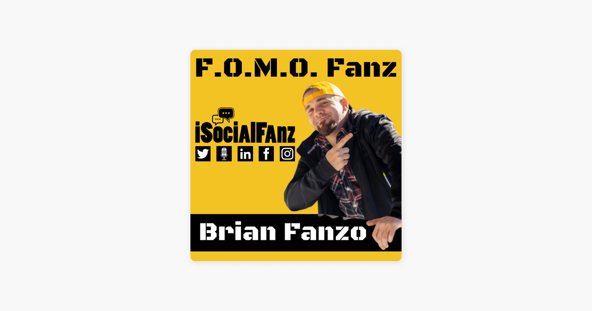 ‎FOMOFanz: Personal Branding and Social Media For Those Just Starting Out! on Apple Podcasts