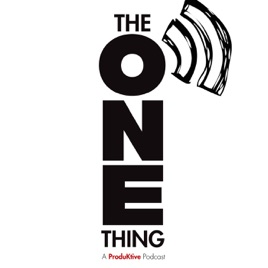 The ONE Thing on Apple Podcasts