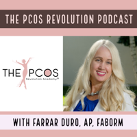 Podcast cover art for The PCOS Revolution Podcast