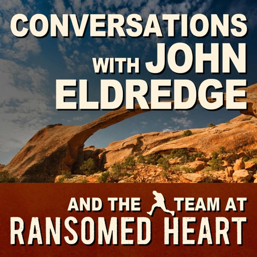 Cover image of John Eldredge and Ransomed Heart (Audio)
