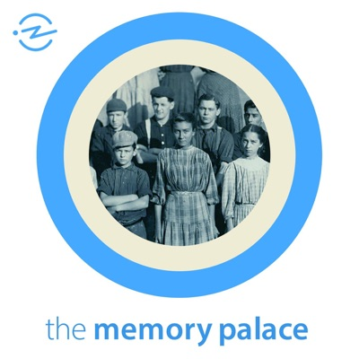 the memory palace:Nate DiMeo