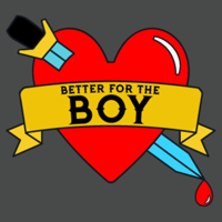 Better for the Boy podcast