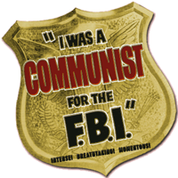 I Was A Communist For The FBI podcast