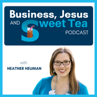 Business Jesus and Sweet Tea: Heather Heuman chats w/ Michael Stelzner, Nicole Walters & more on Social Media Marketing podcast