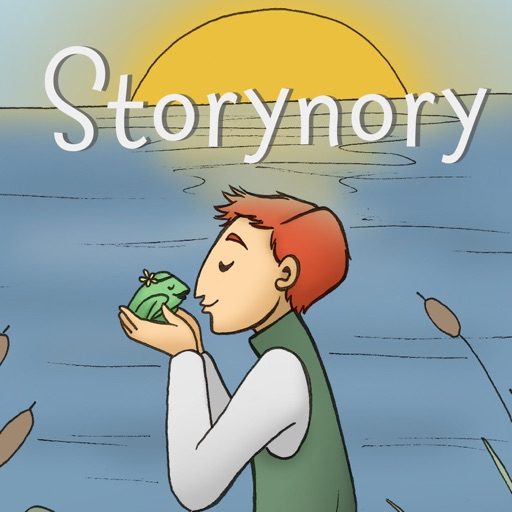 Cover image of Storynory - Stories for Kids
