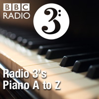 Podcast cover art for Radio 3's Piano A to Z