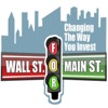 Wall St For Main St artwork
