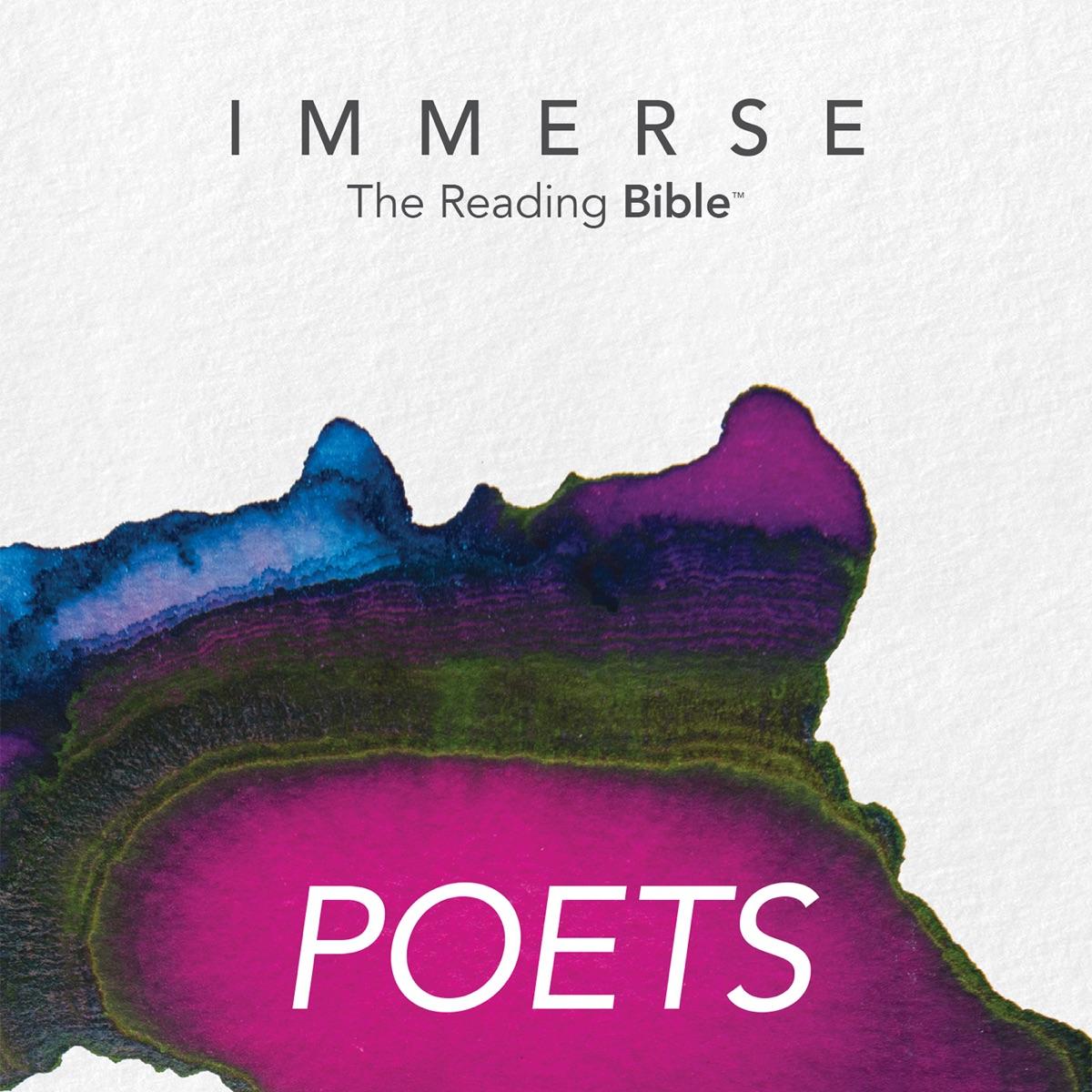 Immerse: Poets – 16 Week Reading Plan