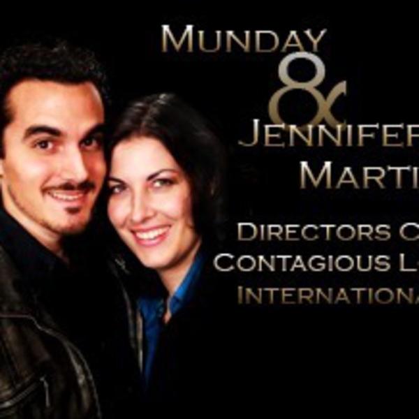 Munday and Jennifer Martin's Podcast