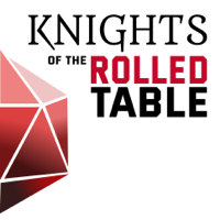 Knights of the Rolled Table | a D&D podcast podcast