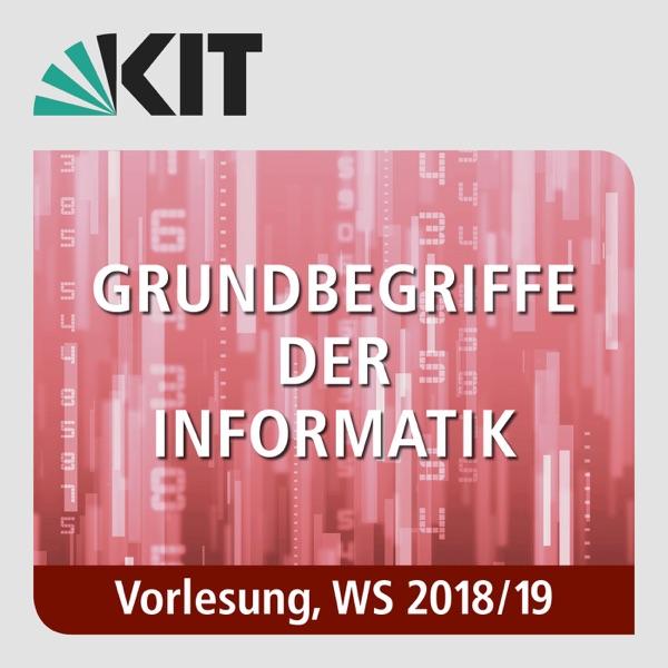 Grundbegriffe der Informatik, Vorlesung, WS18/19
