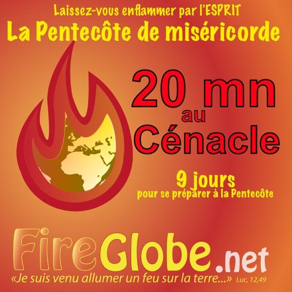 FireGlobe-Cenacle : la miséricorde !