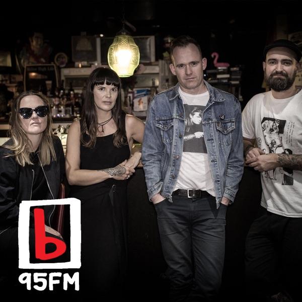 95bFM: The Hard, Fast & Heavy Show