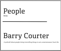 People with Barry Courter podcast
