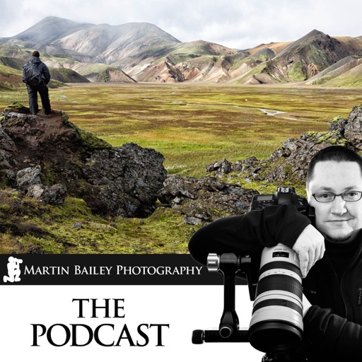 Cover image of The Martin Bailey Photography Podcast