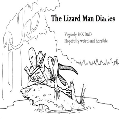 The Lizard Man Diaries Podcast