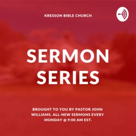 Sermon Series on Apple Podcasts