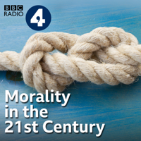 Podcast cover art for Morality in the 21st Century