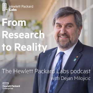 From Research to Reality: The Hewlett Packard Labs Podcast