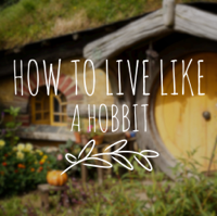 How To Live Like A Hobbit podcast