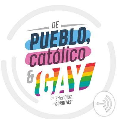De pueblo, católico y gay:Eder Diaz