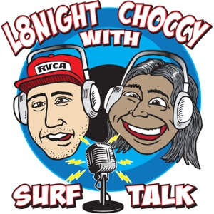 l8nightwithchoccy's podcast