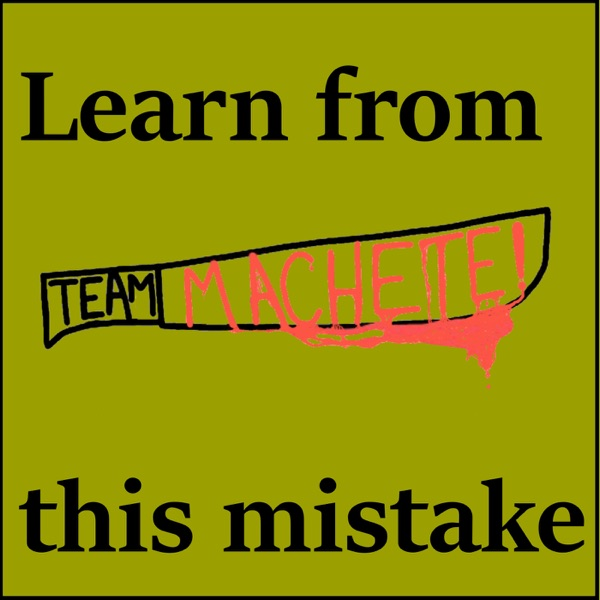 Learn From This Mistake