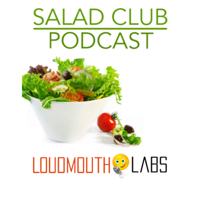 Podcast cover art for Salad Club