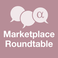 Podcast cover art for Marketplace Roundtable