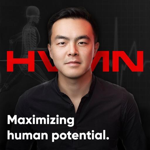 Cover image of HVMN Podcast: Evidence-based Nutrition, Fitness, & Biohacking