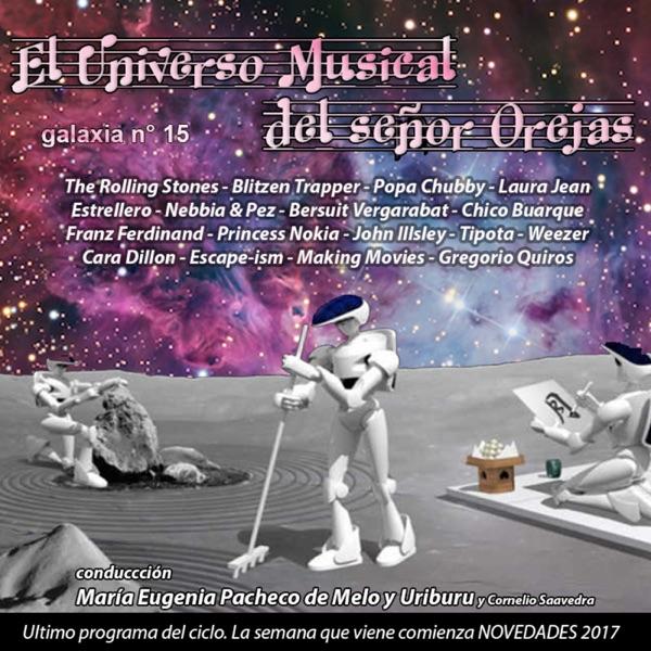 N° 15 - El Universo Musical del Señor Orejas