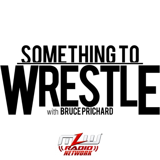 Cover image of Something to Wrestle with Bruce Prichard