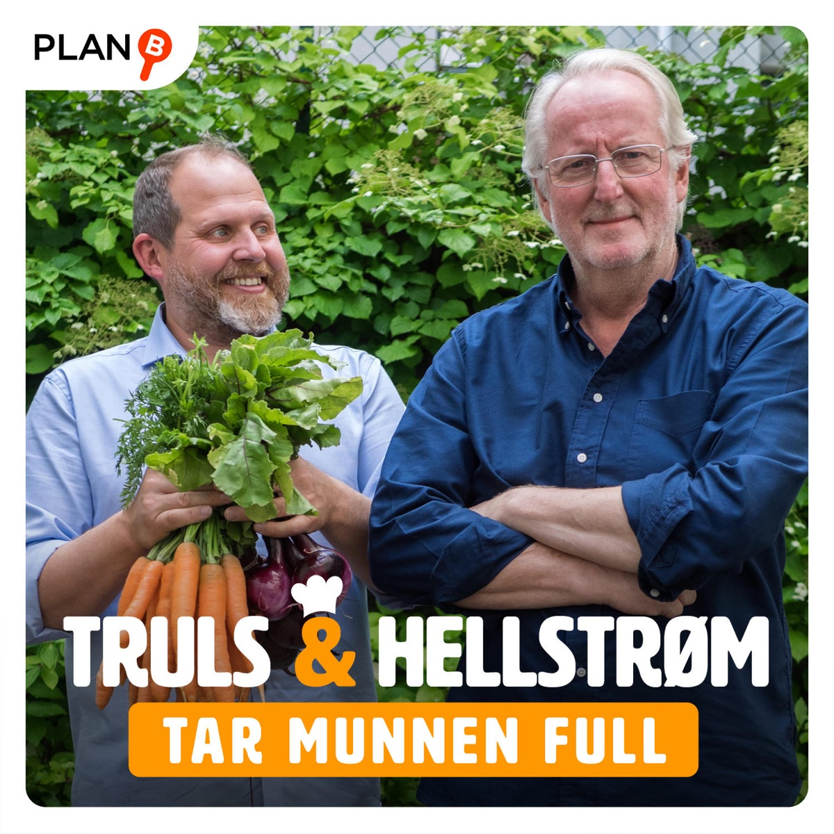 "Her kommer ""Truls &Hellstrøm"""