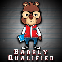 Barely Qualified podcast